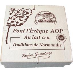 Petit Pont l'Evêque AOP