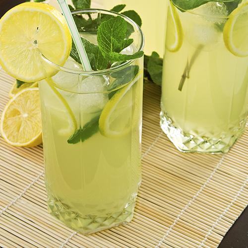 Lemon Mint (sans alcool)