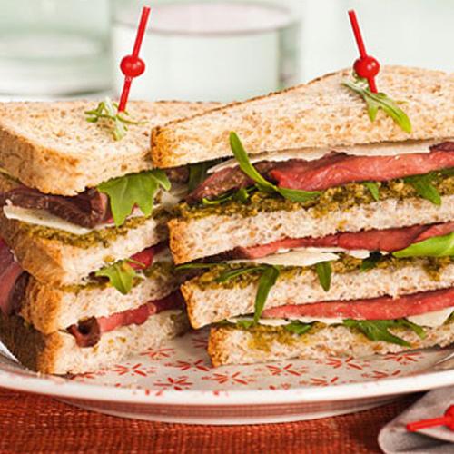 Sandwich provençal