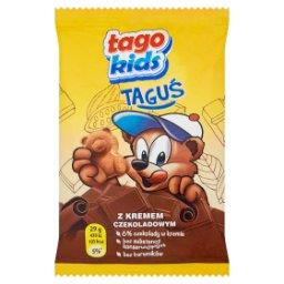 Kids Taguś Ciastko biszkoptowe z kremem czekoladowym