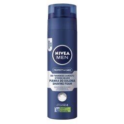 MEN Protect & Care Pianka do golenia twardego zarostu