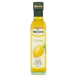 Aromatyzowana oliwa z oliwek o smaku cytryny