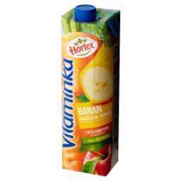 Vitaminka Banan marchewka jabłko Sok 1 l