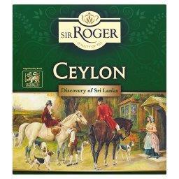 Ceylon Herbata czarna ekspresowa 200 g (100 torebek)