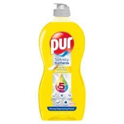 Sekrety Kucharza Lemon Extra Płyn do mycia naczyń