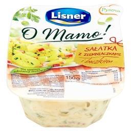 O Mamo! Sałatka z ziemniaczkami i boczkiem