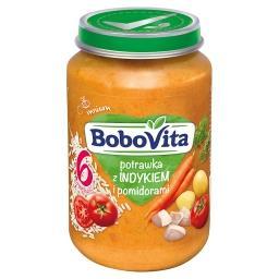 Potrawka z indykiem i pomidorami po 6 miesiącu
