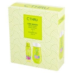 Lime Magic Zestaw kosmetyków