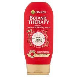 Botanic Therapy Odżywka do włosów farbowanych Żurawina i olejek arganowy