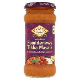 Indyjski sos pomidorowy Tikka Masala ze śmietanką ce...