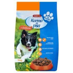 Pełnoporcjowa karma dla dorosłych psów z drobiem
