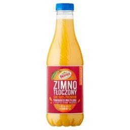 Sok 100% premium zimnotłoczony pomarańcza brazylijsk...