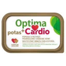 Cardio Potas+ Margaryna roślinna z dodatkiem steroli roślinnych