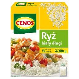 Ryż biały długi 400 g (4 torebki)