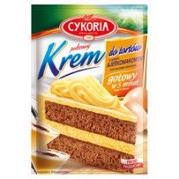 Krem do tortów o smaku ajerkoniakowym