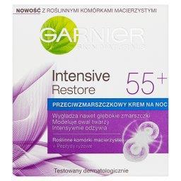 Skin Naturals Intensive Restore 55+ Przeciwzmarszczkowy krem na noc