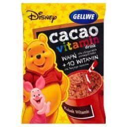 Disney Kubuś i Przyjaciele Napój kakaowy z witaminami i wapniem