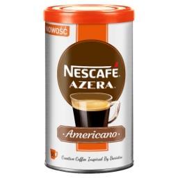 Azera Americano Kawa rozpuszczalna i drobno zmielone ziarna
