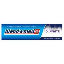 3DWhite Arctic Fresh Wybielająca pasta do zębów 100m...