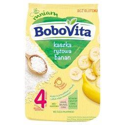 Kaszka ryżowa banan po 4 miesiącu