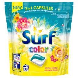 Color Fruity Fiesta & Summer Flowers Kapsułki do prania  (30 sztuk)