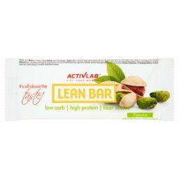 Lean Bar Baton wysokobiałkowy o smaku pistacjowym
