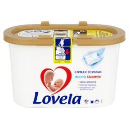 Hipoalergiczne kapsułki do prania do bieli i kolorów 228 ml (12 sztuk)
