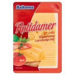 Ser żółty Rottdamer