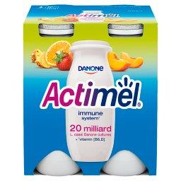 Actimel Mleko fermentowane o smaku wieloowocowym 400 g