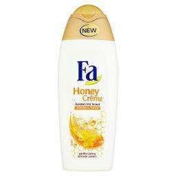 Honey Crème Golden Iris Kremowy żel pod prysznic