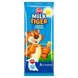Milk Tiger Classic Ser mozzarella 84 g (4 x )