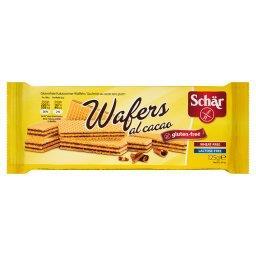 Wafers al cacao Bezglutenowe wafelki kakaowe