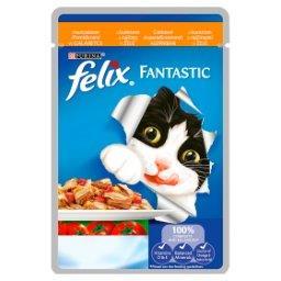 Fantastic Karma dla kotów z kurczakiem i pomidorami ...