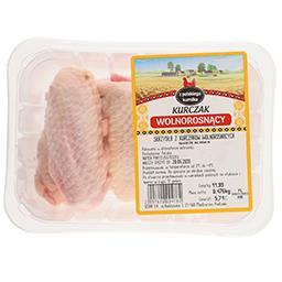 Skrzydła z kurczaków wolnorosnących świeże