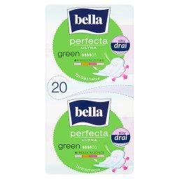 Perfecta Ultra Green Podpaski higieniczne 20 sztuk
