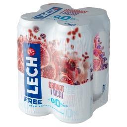 Free Piwo bezalkoholowe granat i acai