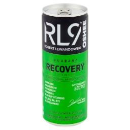 RL9 Pro Napój gazowany o smaku pomarańczy i cytryny