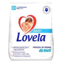 Baby Hipoalergiczny proszek do prania do bieli  (13 prań)