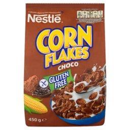 Corn Flakes Choco Płatki śniadaniowe o smaku czekola...