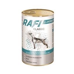 Mokra karma dla psa z jagnięciną puszka 1240 g