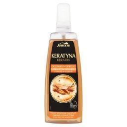 Keratyna Odżywka w spray'u włosy szorstkie matowe łamliwe i zniszczone