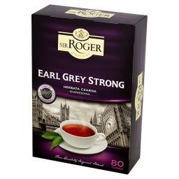Earl Grey Strong Herbata czarna ekspresowa 136 g (80...