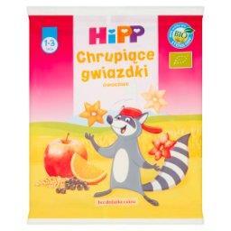 BIO Chrupiące gwiazdki owocowe dla małych dzieci 1-3...