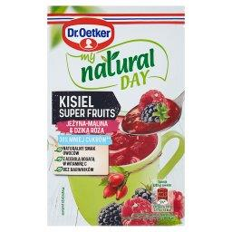 My Natural Day Kisiel Super Fruits jeżyna-malina & d...