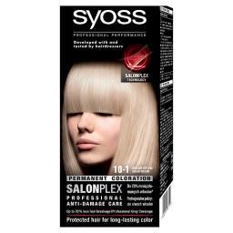 SalonPlex Farba do włosów Bardzo jasny czysty blond 10-1