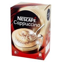Cappuccino Rozpuszczalny napój kawowy  (8 sztuk)