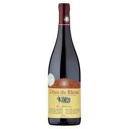 Côtes du Rhône Wino czerwone wytrawne francuskie