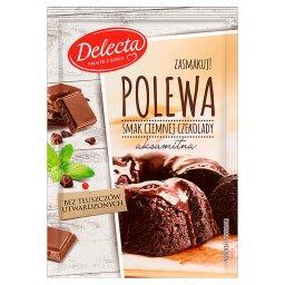 Polewa smak ciemnej czekolady