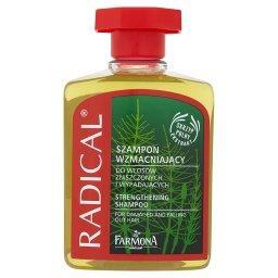 Radical Szampon wzmacniający do włosów zniszczonych i wypadających
