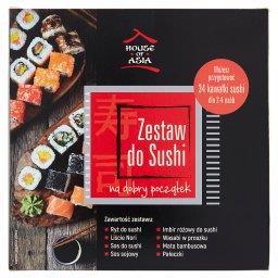 Zestaw do sushi na dobry początek